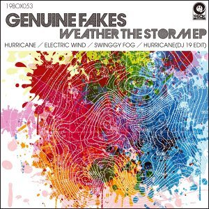 Weather The Storm EP