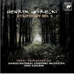 Symphony No. 3, Op. 36 (1976) 'Symphony of Sorrowful Songs'