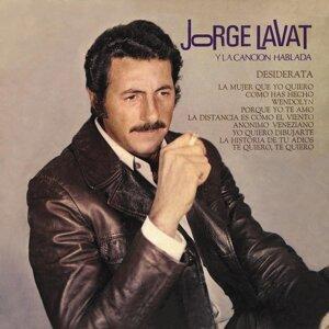 Jorge Lavat Y La Cancion Hablada