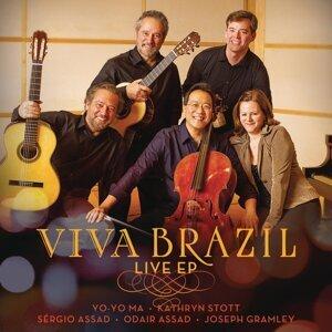 Viva Brazil Live EP