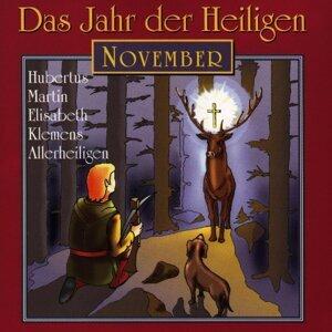 Das Jahr der Heiligen: November