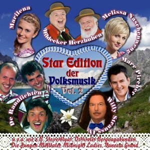 Star Edition der Volksmusik - Vol. 2