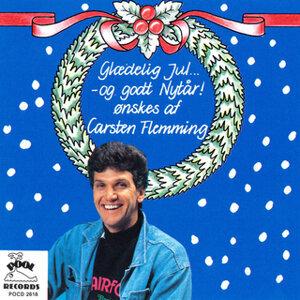 Glædelig Jul Og Godt Nytår Ønskes Du Af Carsten Flemming