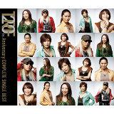 TRF 20週年紀念單曲精選