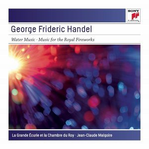 Händel: Music for the Royal Fireworks; Water Music Suite 1-3 - Sony Classical Masters