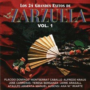 24 Grandes Exitos De Zarzuela