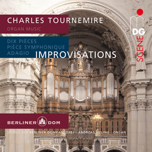 Tournemire: Improvisations
