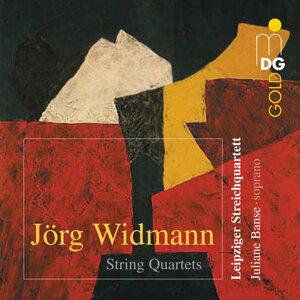 Widmann: String Quartets