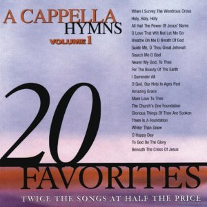 A Cappella Hymns, Vol. 1