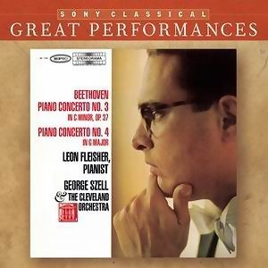 Beethoven: Piano Concertos Nos. 3 & 4 [Great Performances]