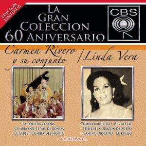 La Gran Coleccion Del 60 Aniversario CBS - Carmen Rivero Y Su Conjunto / Linda Vera