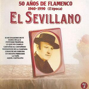 50 años de Flamenco