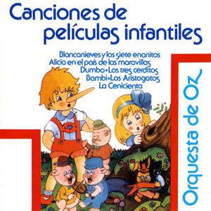 Canciones de Peliculas Infantiles