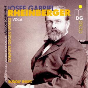 Rheinberger: Complete Organ Works Vol. 6