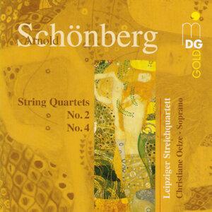 Schönberg: String Quartets No. 2 & 4
