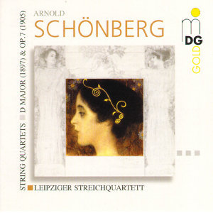 Schönberg: String Quartets, D Major & Op. 7