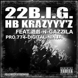 HB KRAZYYY\'Z feat. 遊戯 -N- GAZZILA