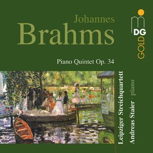 Brahms: Piano Quintet, Op. 34