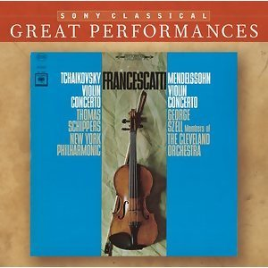 Mendelssohn & Tchaikovsky: Violin Concertos [Great Performances]