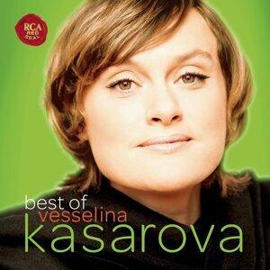 Best of Vesselina kasarova (卡莎諾娃美聲最精選 )