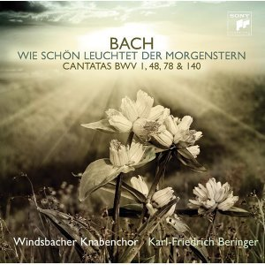 Bach:Cantatas BWV 1,48,78&140 (巴哈:清唱劇,作品BWV 1、48、78、140)
