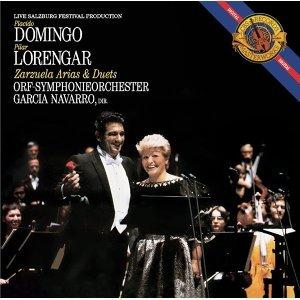 Zarzuela Arias & Duet(西班牙查楚拉歌劇詠嘆調與二重唱曲集)
