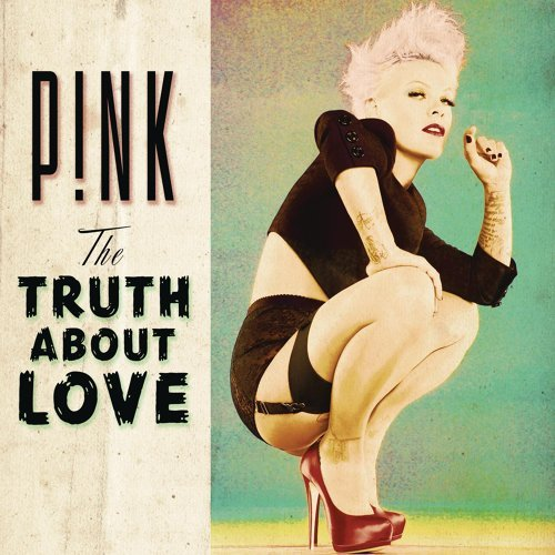 The Truth About Love (ROW Explicit Deluxe w/out booklet)(有愛有真相 豪華揭密版) 專輯封面