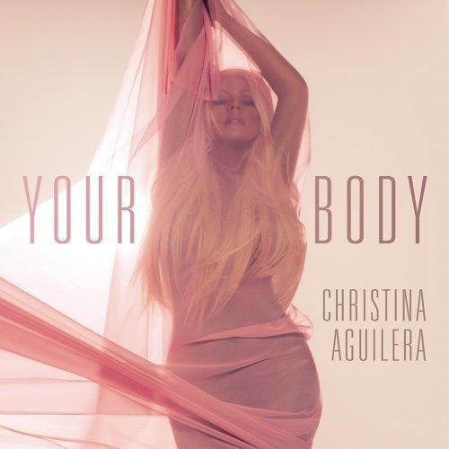 Your Body 專輯封面