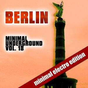 Berlin Minimal Underground - Vol. 18