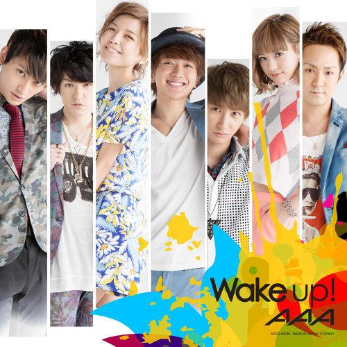 Wake up! (人氣卡通「ONE PIECE 航海王」主題曲)