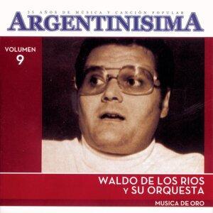 ARGENTINISIMA VOL.9 - MUSICA DE ORO