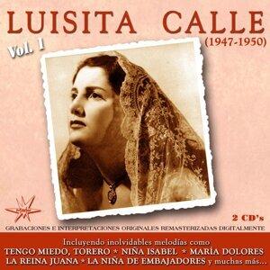 Luisita Calle [1947 - 1950]