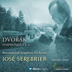 Dvorák : Symphonies Nos 3 & 6
