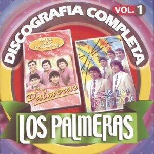 Los Palmeras - Discografia Completa Vol.1