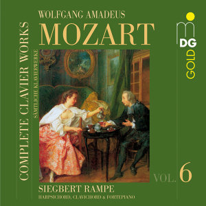 Mozart: Complete Piano Works Vol. 6