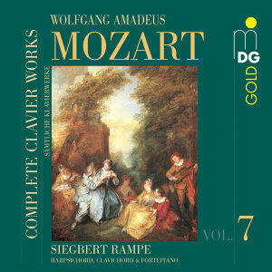 Mozart: Complete Piano Works Vol. 7