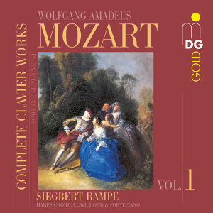 Mozart: Complete Piano Works Vol. 1