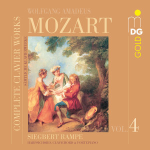 Mozart: Complete Piano Works Vol. 4