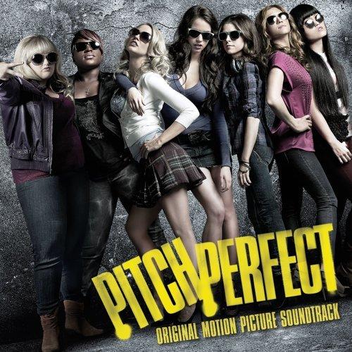Pitch Perfect Soundtrack(歌喉讚電影原聲帶) 專輯封面