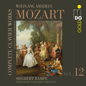 Mozart: Complete Piano Works Vol. 12