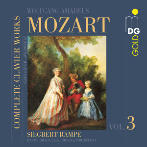 Mozart: Complete Piano Works Vol. 3