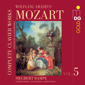 Mozart: Complete Piano Works Vol. 5