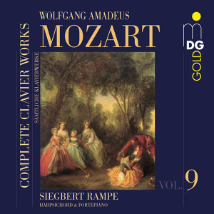 Mozart: Complete Piano Works Vol. 9