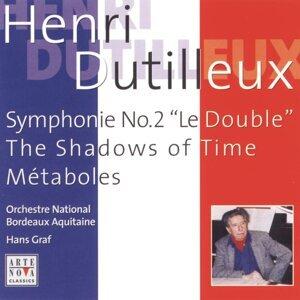 """Symphonie No. 2 """"Le Double"""""""