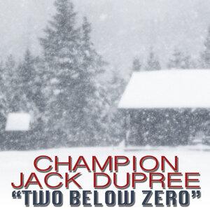 Two Below Zero