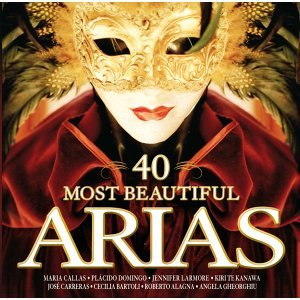 40 Most Beautiful Arias - international version