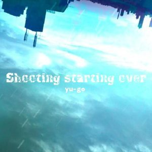 Shooting starting over