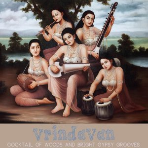 Vrindavan: Cocktail of Woods and Bright Gypsy Grooves (Compiled by Delirium Spree Mechanism)