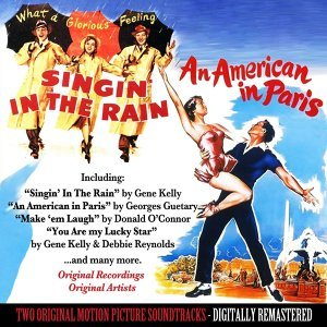 Singin' In The Rain - An American In Paris