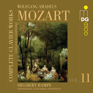 Mozart: Complete Piano Works Vol. 11
